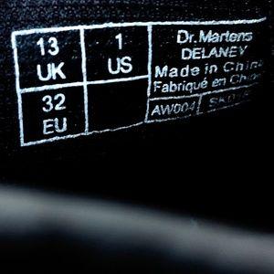 6193bcd9ce21d Dr. Martens Shoes - Doc Marten Junior Patent Leather 1460 Unisex Boot
